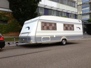 Wohnwagen T.E.C. Travel King 580 TKM