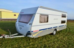 Dethleffs Camper 510 TK