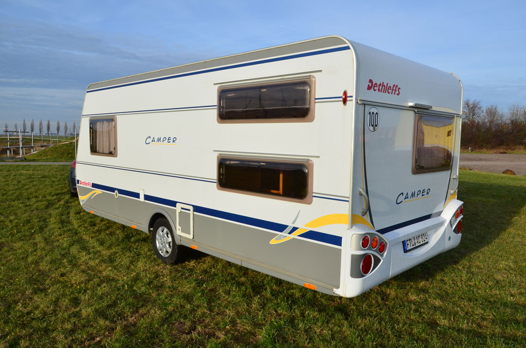 dethleffs camper 510tk mieten happy caravans. Black Bedroom Furniture Sets. Home Design Ideas