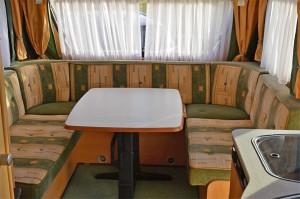 Dethleffs 510 TK - Schlafplätze 2